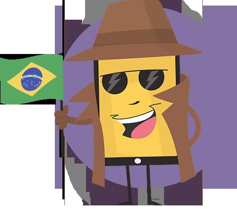 fake my call id mascote Português (Brazil) pt-BR