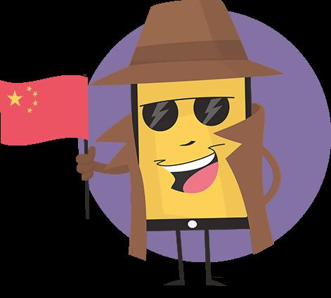 假来显吉祥物 中文(简体) China zh-CN