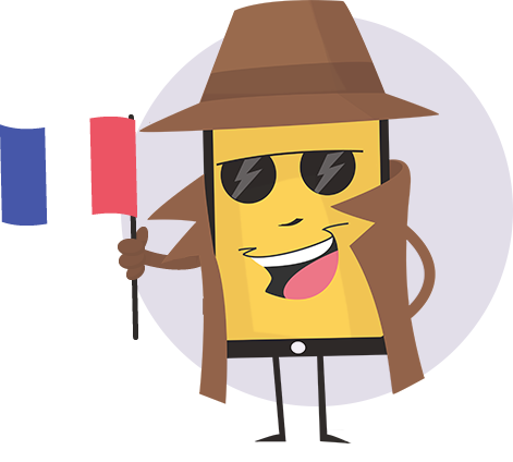 mascotte de Falsifier mon ID d'appel Français (France) fr-FR