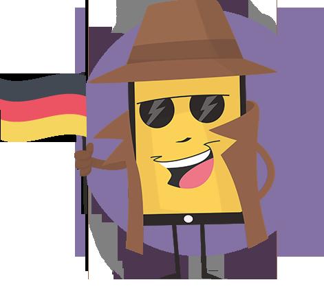 fake my phone maskottchen deutschland germany de-DE