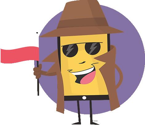 Sfinguj identyfikator dzwoniącego w mascot polski (Polish) pl-PL