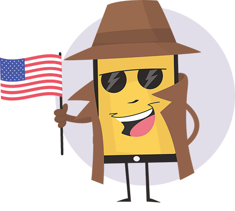 spoof my call ID mascot USA en-US